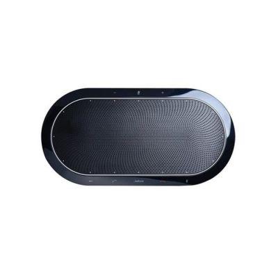image Jabra Speak 810 Enceinte pour Conférence Microsoft pour Grandes Réunions avec Bluetooth et USB – Compatible avec Ordinateurs Portables, Smartphones et Tablettes