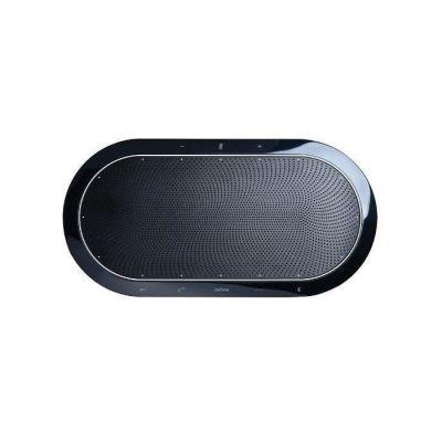 image Jabra Speak 810 Enceinte pour Conférence Certifiée Unified Communications pour Grandes Réunions avec Bluetooth et USB – Compatible avec Ordinateurs Portables, Smartphones et Tablettes