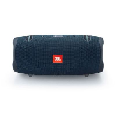 image JBL Xtreme 2 Haut-Parleur Bluetooth Unique avec Batterie Rechargeable - Étanche - Sangle de Transport Incluse - Bleu