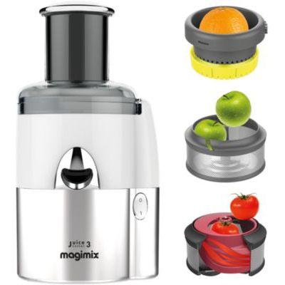 image Extracteur de jus Magimix 18085F Juice Expert 3 blanc