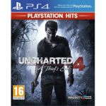 image produit Uncharted 4: A Thief's End sur PS4