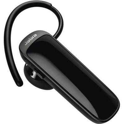image Jabra Écouteurs Intra-auriculaires Mono Talk 25 – Appels sans Fil et Diffusion de Musique, Directions GPS et Podcasts à Partir d'Appareils Mobiles – Noir