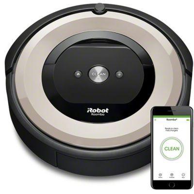 image iRobot Roomba e5152 Aspirateur Acier Noir Cuivre