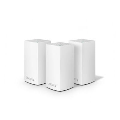 image Linksys Velop WHW0103 - Système Wi-Fi Multiroom Mesh AC1300 Double bande (Pack de 3)