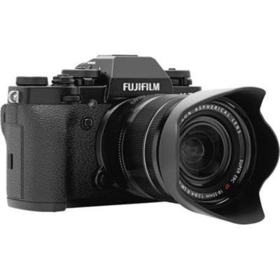 image Fujifilm Appareil photo compact hybride X-T3 avec Objectif XF1855 mm 26,1 Mpix Zoom optique Noir/Argent