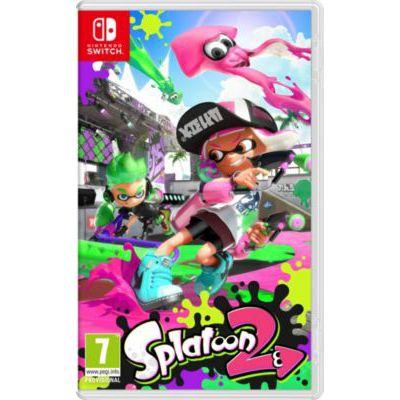 image Jeu Splatoon 2 sur Nintendo Switch