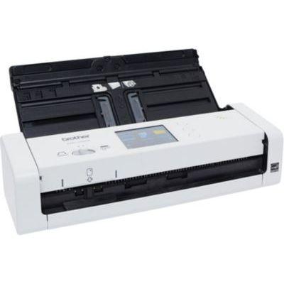 image Brother ADS-1700W Scanner de Documents Compact et Intelligent | Chargeur de Documents | Numérisation Automatique | Wi-FI/Wi-FI Direct & Câble USB 3.0 mâle A vers Micro B 1,8 m