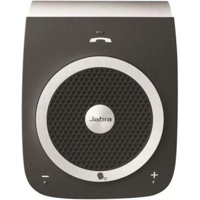 image Jabra Tour - Kit Mains Libres Bluetooth pour Voiture - Version FR - Noir