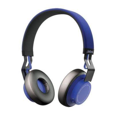 image JABRA MOVEWIRELESSBLUE Move wireless cobalt casque bluetooth - Stereo - Bleu