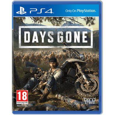 image Jeu Days Gone sur Playstation 4 (PS4)