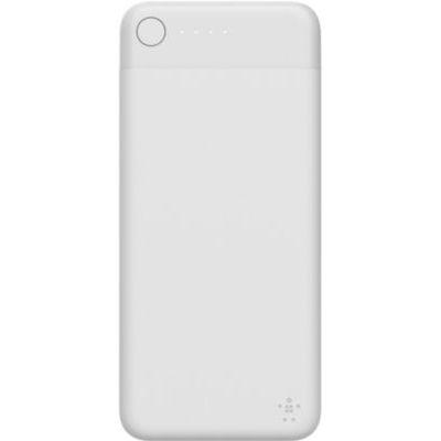 image Belkin Batterie externe Boost Charge 10K avec connecteur Lightning (certifié Apple MFi) - noir