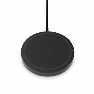image Belkin Chargeur à Induction BOOST UP 5 W Qi pour smartphone et Airpods (Adaptateur Secteur non inclus)