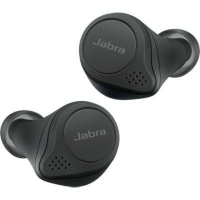 image Jabra Elite 75t – Écouteurs Bluetooth avec réduction de bruit active - Noir