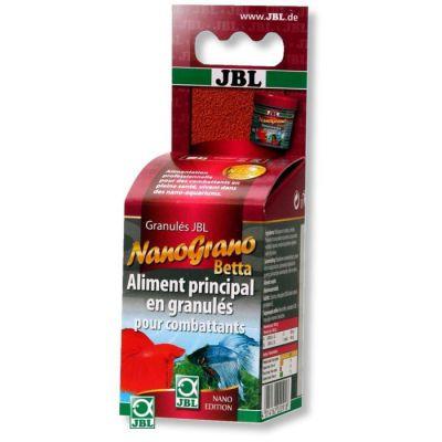 image produit JBL NanoGrano Aliment Complet en mini-granulés pour Bettas, 60 ml - 1 pc