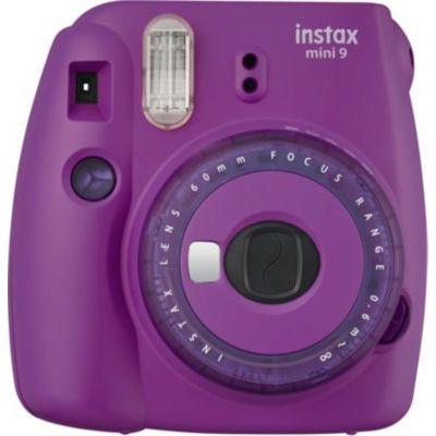 image Instax Mini 9 Appareil Photo Transparent Violet