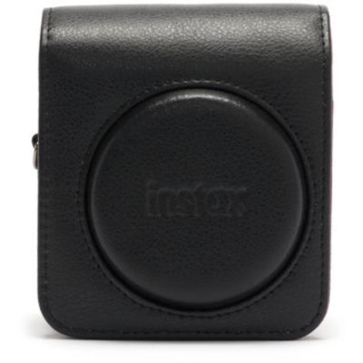 image Instax Mini 90 Étui en cuir PU avec sangle