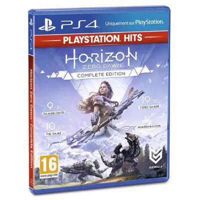 image Horizon Zero Dawn - PlayStation Hits, Version physique, En français, 1 Joueur