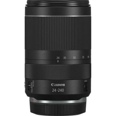 image Canon Objectif RF 24-240mm f/4-6.3 IS USM Noir