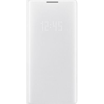 image Samsung LED View Cover Blanc Galaxy Note 10+