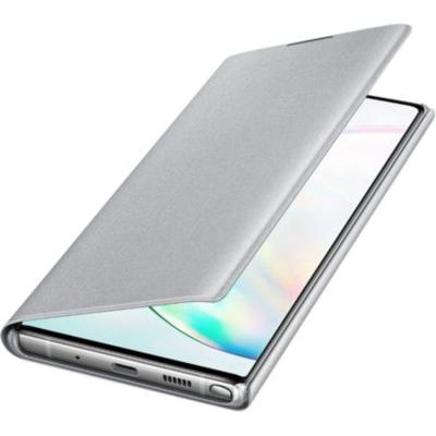 image Samsung LED View Cover Silver Galaxy Note 10+