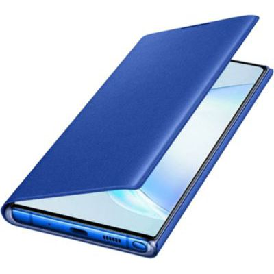 image SAMSUNG LED View Cover Bleu Galaxy Note 10+