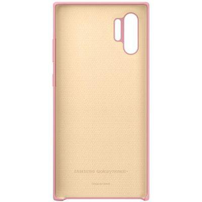 image SAMSUNG Coque Silicone Rose Galaxy Note 10+
