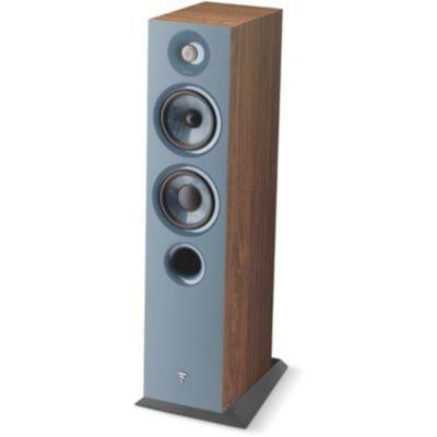 image Enceinte colonne Focal Chora 816 dark wood X1