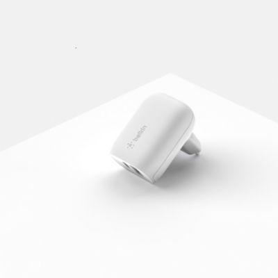 image Belkin Chargeur Secteur USB-C 30 W (Charge Rapide pour iPhone et iPad)