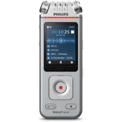 image Philips Enregistreur Voicetracer audio pour enregistrer Des Cours, Conférences, Interviews, Notes ou Conversations DVT4110