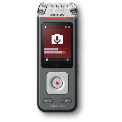 image Philips DVT7110 Enregistreur Voicetracer audio pour améliorer la qualité du son dans une Vidéo, Kit de prise de vue Vidéo
