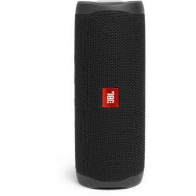 image JBL Flip 5 – Enceinte Bluetooth portable robuste et étanche – Noir