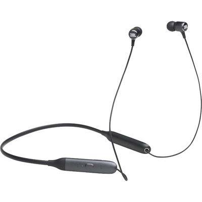 image JBL LIVE 220BT – Écouteurs intra-auriculaires sans fil – Avec Bluetooth et commande pour appels – avec Amazon Alexa intégré – Autonomie jusqu'à 10 heures – Noir