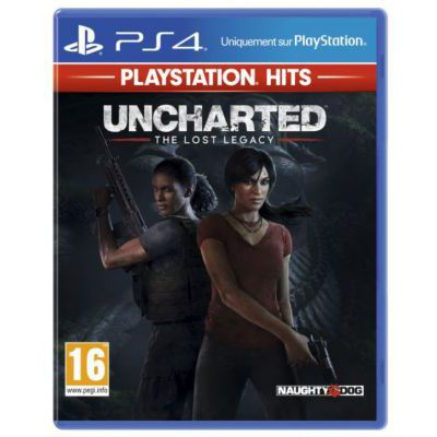 image Uncharted : The Lost Legacy Hits pour PS4