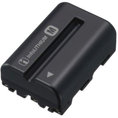 image Sony NP-FM500H Batterie Rechargeable Série M