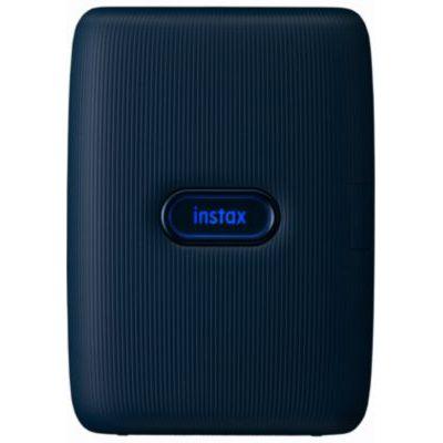 image Instax Link Imprimante Smartphone Denim foncé & Twin Films pour Instax Mini - 86 x 54 mm - 10 Feuilles x 2 Paquets = 20 Feuilles