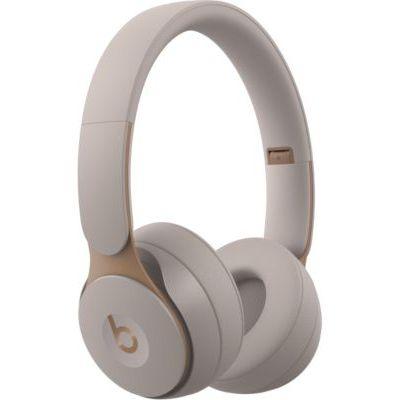 image Casque Beats Solo Pro sans fil avec réduction acive du bruit et Puce Apple H1 - Gris