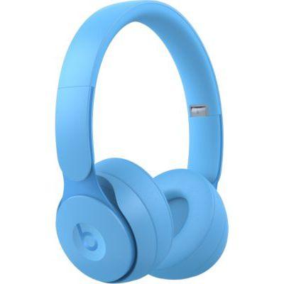 image Casque Beats Solo Pro sans fil avec réduction acive du bruit et Puce Apple H1 - Bleu clair