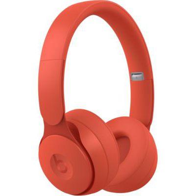 image Casque Beats Solo Pro sans fil avec réduction acive du bruit et Puce Apple H1 - Rouge