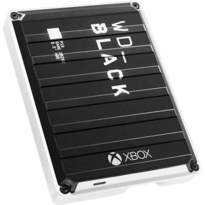 image WD_BLACK P10 Game Drive for XboxOne 3To pour avoir accès à vos jeux Xbox où que vous soyez