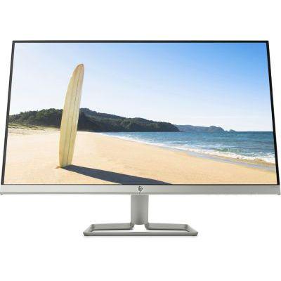 """image HP 27fwa–moniteur de 27"""" FHD (enceintes intégrés .1920X 1080. 5MS. HDMI. IPS avec rétroéclairage LED. 16: 9) Blanc neige"""