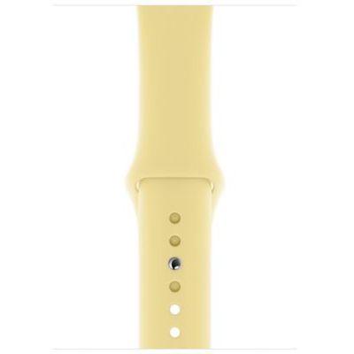 image Apple Watch Bracelet Sport (44 mm) - Citron Givré - S/M et M/L