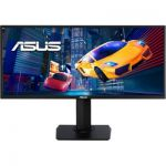 "image produit ASUS VP348QGL - Ecran PC gaming eSport 34"" UWQHD - Dalle VA - 21:9 - 4ms - 3440 x 1440 - 350cd/m² - Display Port et 2x HDMI - AMD FreeSync - HDR 10 - Ajustement hauteur - Console PS4 / Xbox One X - livrable en France"