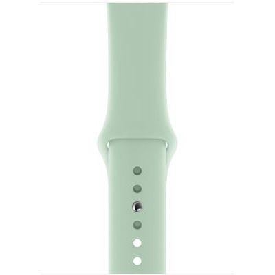 image Apple Watch Bracelet Sport (44mm) - Béryl Vert - S/M et M/L