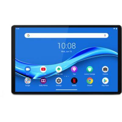 """image Lenovo Tab M10 Plus 2e gén Tablette tactile 10.3"""" FHD Gris (MediaTek P22T 8 Coeurs, 4 Go de RAM, 64 Go de stockage, WiFi, Android 9)"""