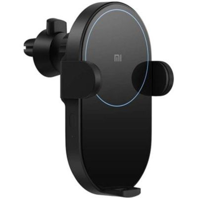 image Support smartphone Xiaomi Voiture Chargeur à induction MI 20W