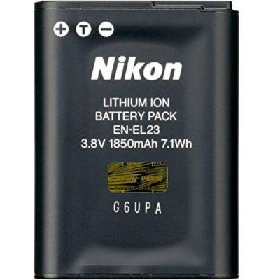 image Batterie appareil photo Nikon EN EL 23