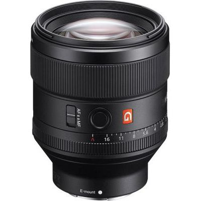 image Sony SEL85F14GM FE 85 mm f/1.4 GM | Objectif fixe G Master Plein format