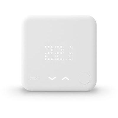 image produit tado° Thermostat Intelligent filaire - Accessoire pour le contrôle multi-pièces, contrôle de chauffage intelligent, Installez par vous-même - livrable en France