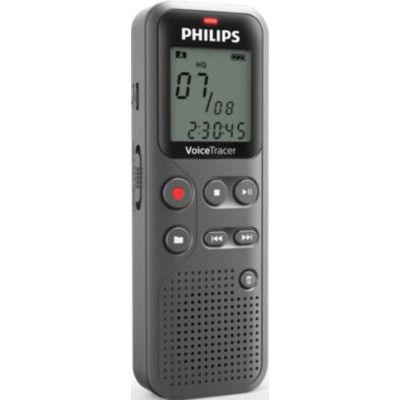 image Philips Voice Tracer DVT1110 avec 4 Go Gris