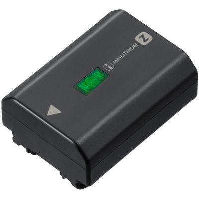 image produit Sony NP-FZ100 Batterie Rechargeable Haute Capacité pour Appareil Photo - livrable en France